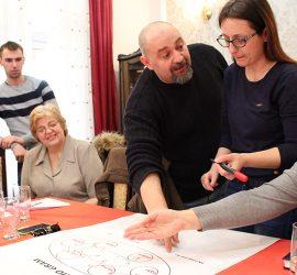 Komunikacija i elementi grupnog socijalnog rada sa osobama koje pate od demencije