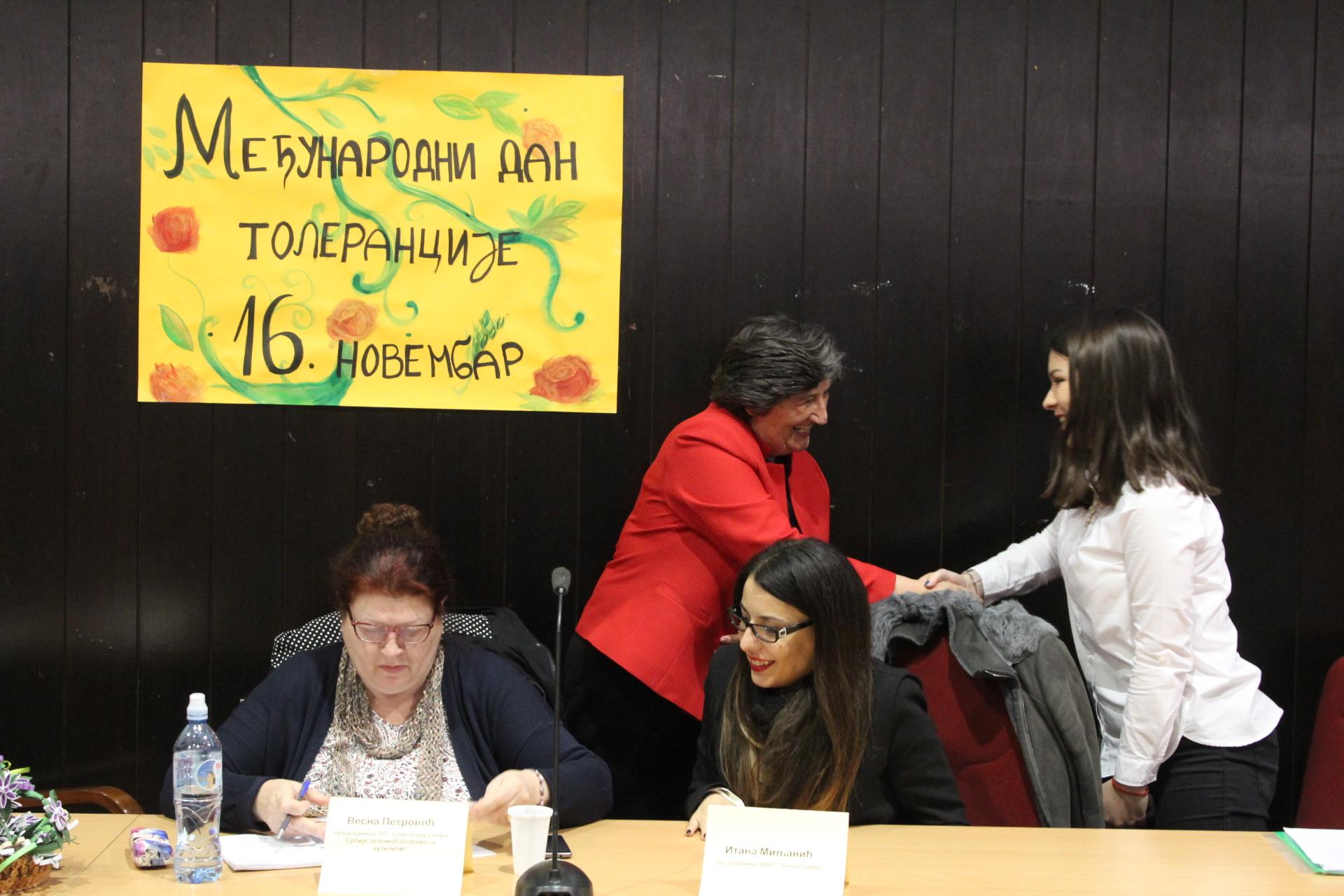 Učestvovali smo u obeležavanju Međunarodnog dana toleranicije na Novom Beogradu