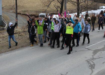 Amity na zimskom festivalu dečije rekreacije na Kopaoniku