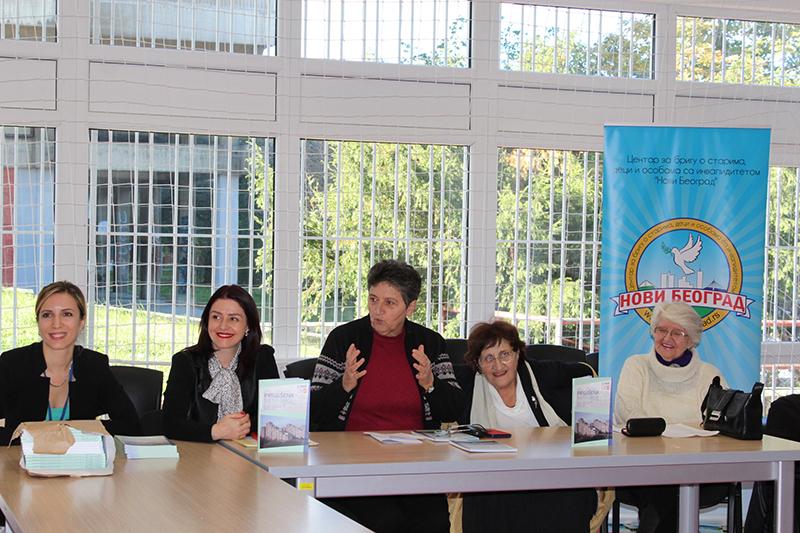 Novi Beograd može biti još bolje mesto za život starijih sugrađana