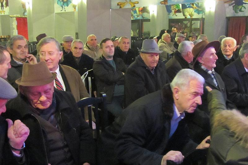 Položaj starijih ljudi u Albaniji