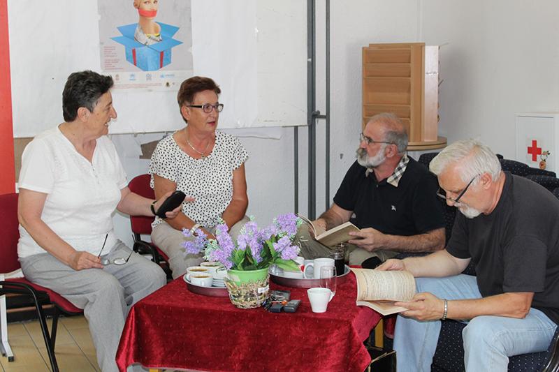 Književno druženje učesnika Konkursa za najbolji putopis starijih 2018 u Kragujevcu