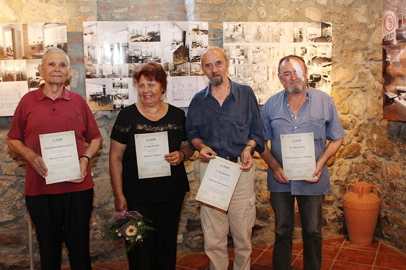 Sa dodele Draganove nagrade 2018 Nišlijama