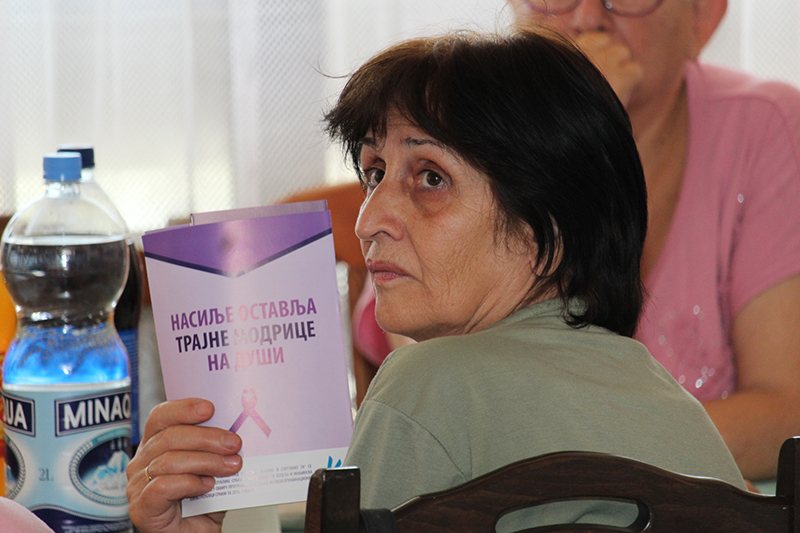 Prevencija nasilja nad starijim ženama – Tribina u Požarevcu