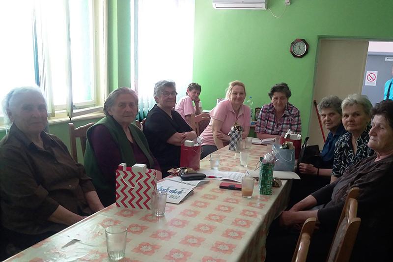 Starije žene – Osobe sa najmanje društvene moći u Republici Srbiji