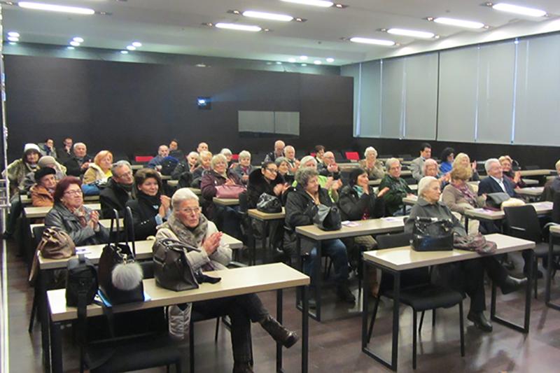 O ljudskim pravima starijih na javnom događaju na Vračaru