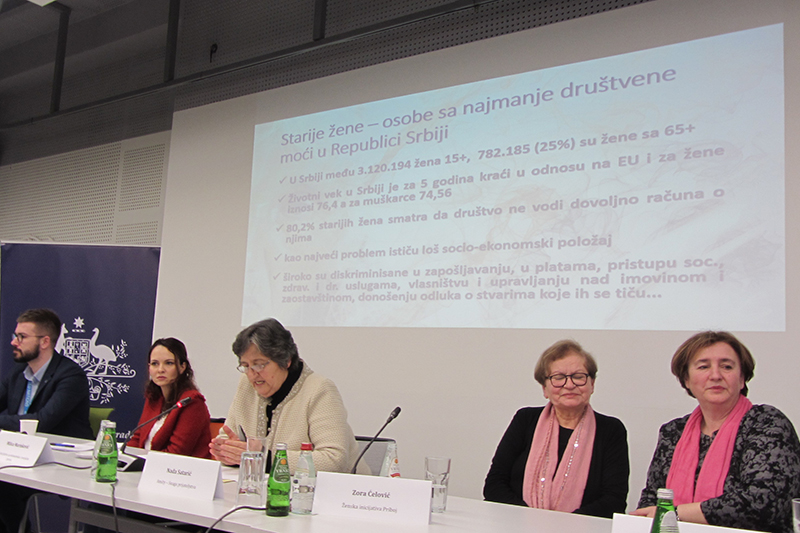 Izveštaji iz senke o primeni CEDAW Konvencije