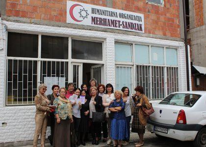 Tribina o antidiskriminaciji i nenasilju sa ženama iz Novog Pazara