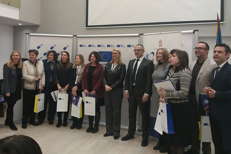 Na Dan ljudskih prava potpisani ugovori za projekte u oblasti ljudskih prava