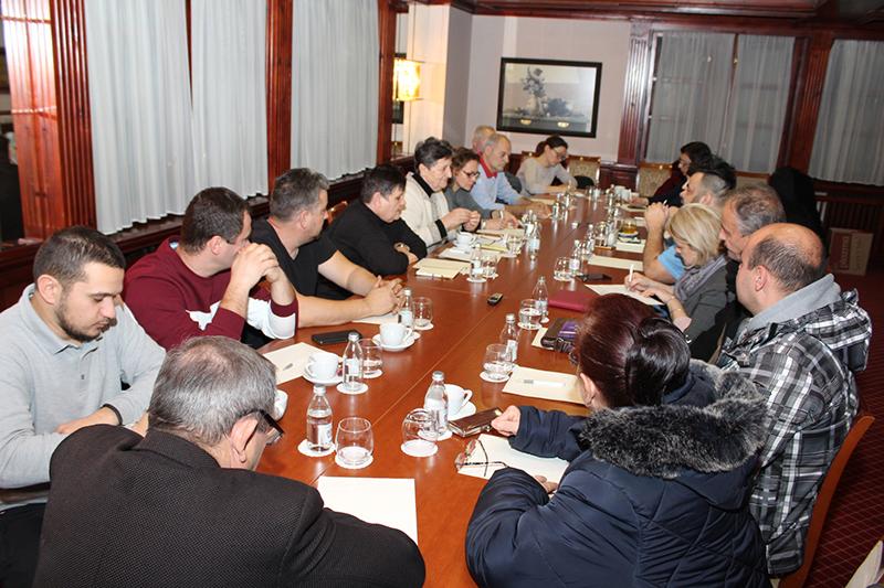 Razgovor sa stanarima naselja Kamendin u Zemunu