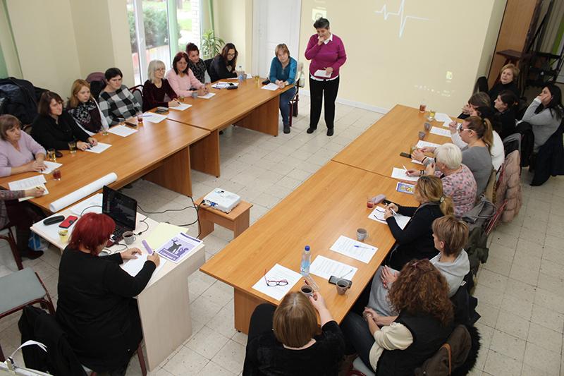 Obuka u Kragujevcu o specifičnostima nasilja nad starijim osobama i strategijama prevencije