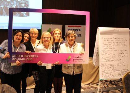 Ženska platforma za razvoj Srbije – dijalog o napretku