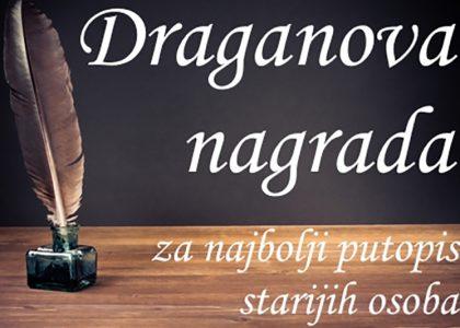 "VI Konkurs za najbolji putopis starijih osoba ""Draganova nagrada"" 2020"