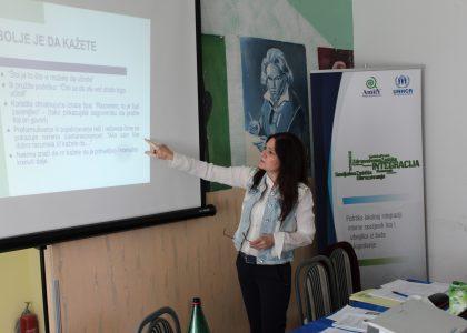 Obuka o mapiranju dece sa smetnjama u razvoju u Novom Pazaru
