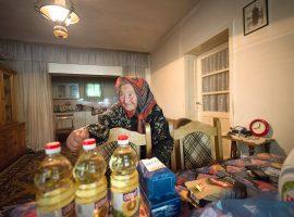 Iz posete najisključenijim starijima iz ražanjske opštine